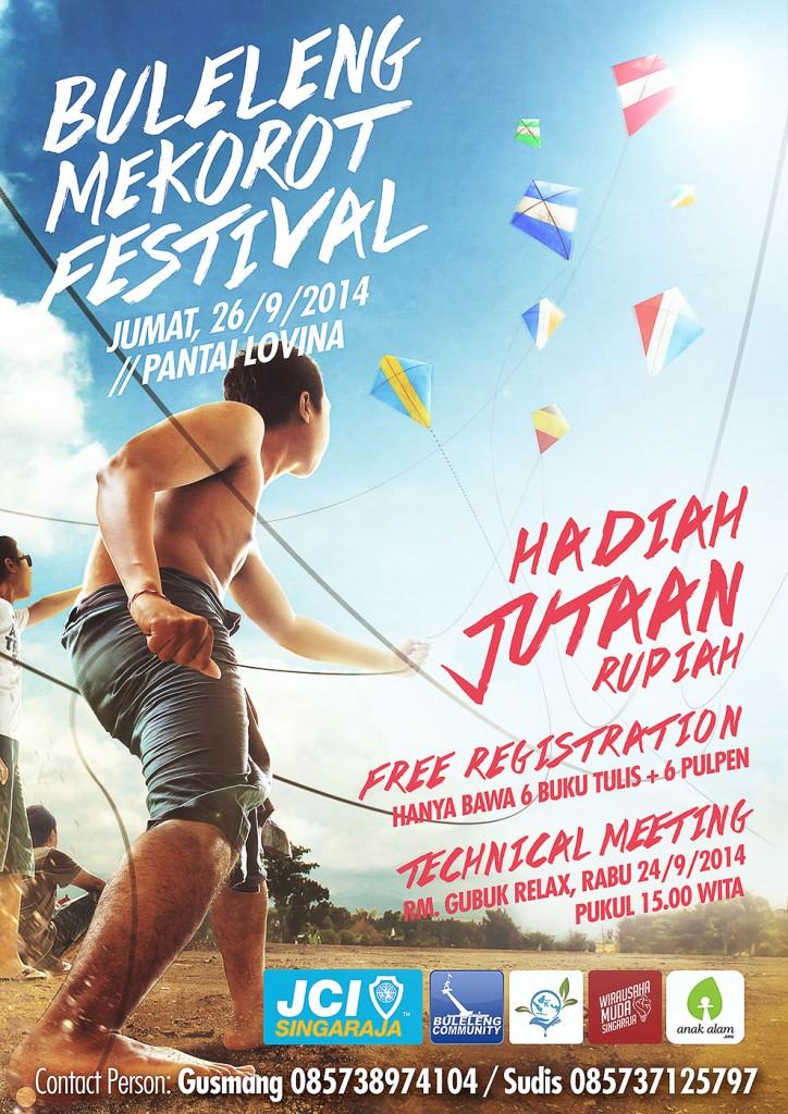 Buleleng Mekorot Festival