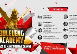 Buleleng Academy 2017 by JCI Singaraja